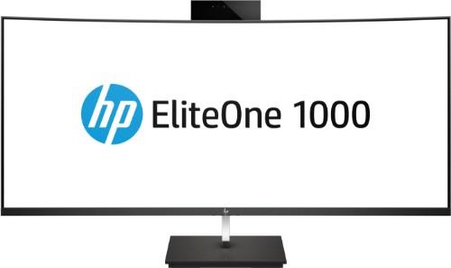 "HP EliteOne 1000 G2 68.6 cm (27"") 3840 x 2160 pixels 3.2 GHz 8th gen Intel® Core™ i7 i7-8700 Black All-in-One PC"
