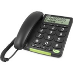 Doro 312CS Black Caller ID
