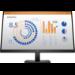 "HP P27q G4 QHD Height Adjust Monitor 68,6 cm (27"") 2560 x 1440 Pixeles Quad HD LED Negro"