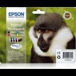 Epson Monkey T0895 Original Schwarz, Cyan, Magenta, Gelb 1 Stück(e)