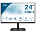 "AOC 24B2XH pantalla para PC 60,5 cm (23.8"") 1920 x 1080 Pixeles Full HD LED Negro"