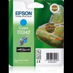 Epson Chameleon T0342 Original Cyan 1 Stück(e)