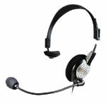 Andrea Communications NC-181VM Monaural Headset USB                .