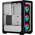Corsair iCUE 220T RGB Midi Tower White