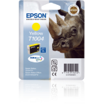 Epson Rhino inktpatroon Yellow T1004 DURABrite Ultra Ink