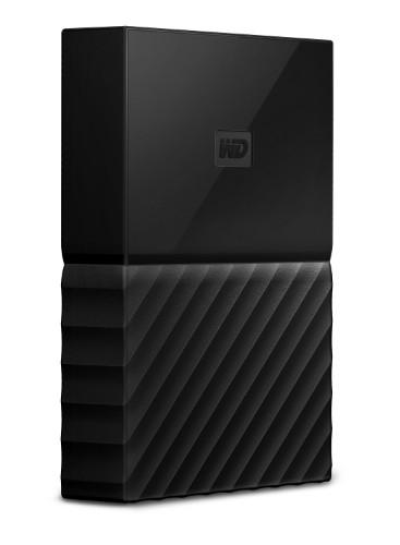 Western Digital My Passport external hard drive 3000 GB Black