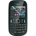"Nokia Asha 201 6.1 cm (2.4"") 105 g Graphite"