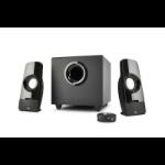 Cyber Acoustics CA-3050 speaker set 2.1 channels 8 W Black