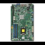 Supermicro X11SSW-F server/workstation motherboard LGA 1151 (Socket H4) Intel® C236