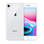 "Apple iPhone 8 11.9 cm (4.7"") 64 GB Single SIM 4G Silver"