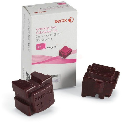 Xerox 108R00932 Dry ink in color-stix, 4.4K pages, Pack qty 2
