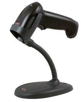 Honeywell Voyager 1250g Handheld bar code reader 1D Laser Black