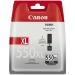 Canon PGI-550XL PGBK w/sec Original 1 pieza(s)