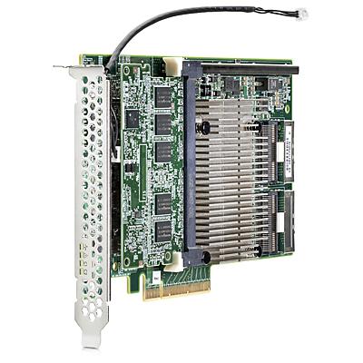 Hewlett Packard Enterprise Smart Array P840/4GB FBWC 12Gb 2-ports Int SAS PCI Express x8 3.0 12Gbit/s RAID controller