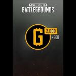 Microsoft PlayerUnknown's Battlegrounds 2300 G-Coin