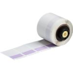 Brady PTL-31-427 label-making tape Purple on white