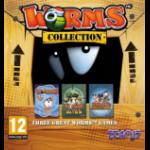 Team17 Worms Collection, PC Videospiel PC/Mac/Linux Sammler