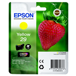 Epson C13T29844022 (29) Ink cartridge yellow, 180 pages, 3ml