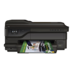 HP OfficeJet 7612 4800 x 1200DPI Thermal Inkjet A3+ 15ppm Wi-Fi