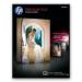 HP Premium Plus High-gloss Photo Paper-20 sht/13 x 18 cm borderless