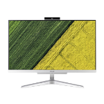 "Acer Aspire C22-865 2.2GHz i3-8130U 8th gen Intel® Core™ i3 21.5"" 1920 x 1080pixels Silver All-in-One PC"