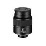 Nikon MEP-20-60 Telescope Black eyepiece