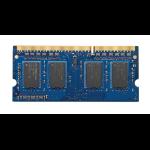 HP 4-GB PC3-12800 (DDR3-1600 MHz) SODIMM Memory memory module