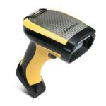 Datalogic PowerScan PBT9500-DPM Draagbare streepjescodelezer Laser Zwart, Geel