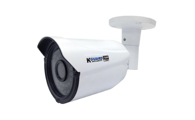 Kguard WA713APK CCTV Indoor & outdoor Bullet White surveillance camera