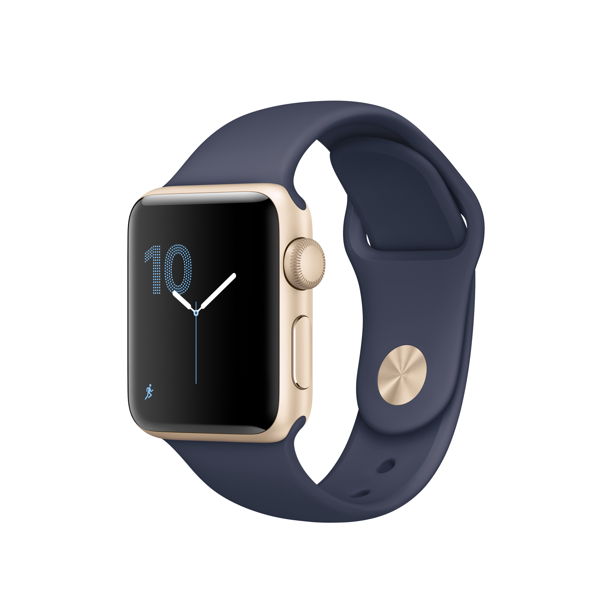 Apple Watch Series 2 OLED 28.2g Gold smartwatch