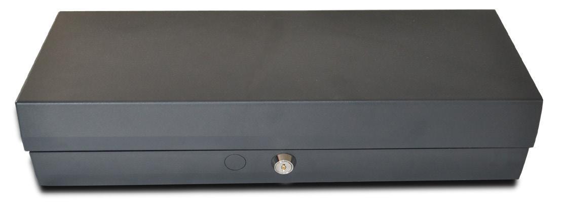 APG Cash Drawer EPK-560-482 cash/ticket box Grey