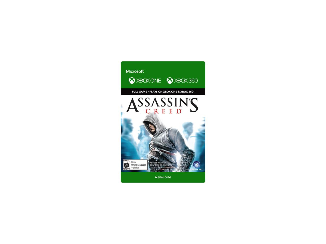 Microsoft Assassin's Creed, Xbox 360 video game Basic