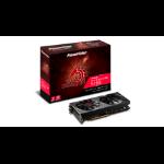 PowerColor Red Dragon AXRX 5700 8GBD6-3DHR/OC graphics card Radeon RX 5700 8 GB GDDR6