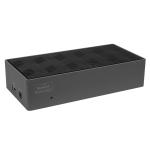 Targus DOCK190USZ Thunderbolt 3 Black notebook dock/port replicator