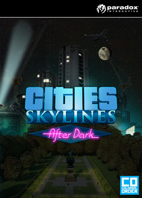 Nexway Cities: Skylines - After Dark Video game downloadable content (DLC) PC/Mac/Linux Español