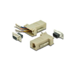 Digitus RS 232 ADAPTER . Grey cable interface/gender adapter