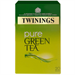 TWININGS PURE GREEN INFUSIONS TEA PK20