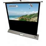 Celexon - Mobile Professional - 156cm x 88cm - 16:9 - Portable Projector Screen