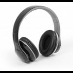 Technaxx BT-X15 Black Circumaural Head-band headphone
