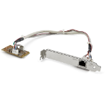 StarTech.com Mini PCI Express Gigabit Ethernet Network Adapter NIC Card