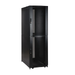 Tripp Lite 42U Co-Location Server Rack Enclosure Cabinet with 2 Separate Compartments, Standard-Depth