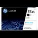 HP Cartucho de tóner Original LaserJet 87AS negro