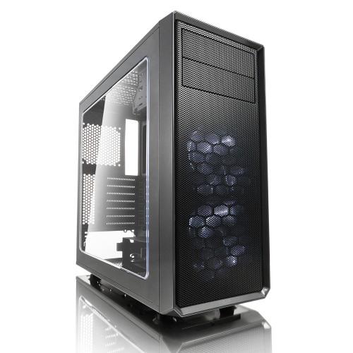 Fractal Design Focus G Midi Tower Black, Grey