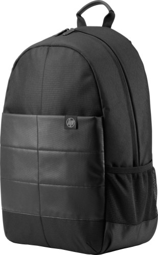 HP 15.6 Classic backpack Nylon Black