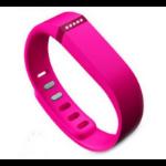 Fitbit Flex Wireless Wristband activity tracker Pink