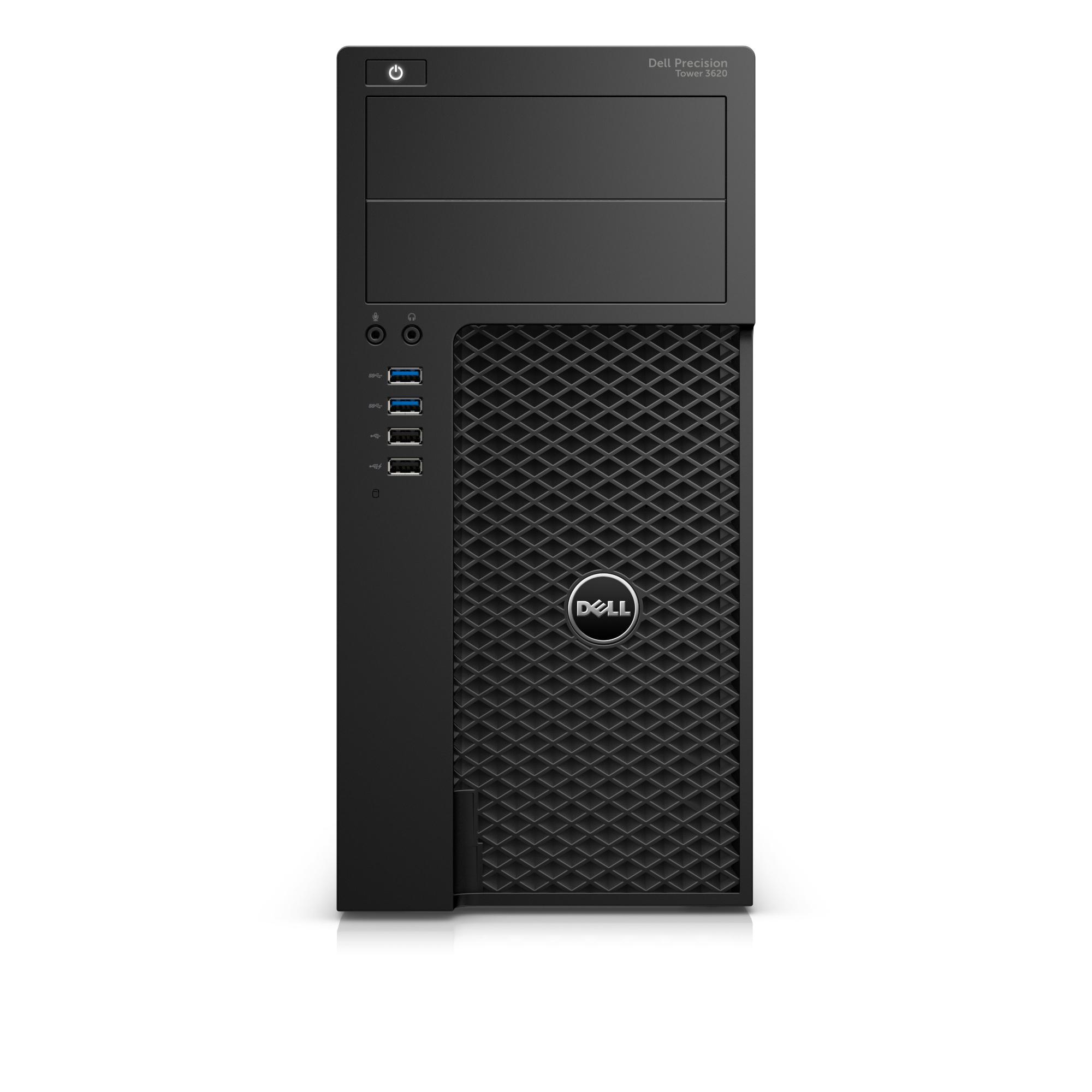 DELL Precision T3620 3.2GHz i5-6500 Mini Tower Black Workstation