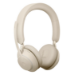 Jabra Evolve2 65, MS Stereo Auriculares Diadema Beige