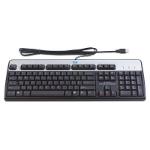 HP USB Standard keyboard QWERTY Spanish