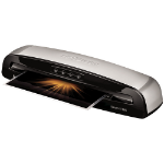 Fellowes Saturn 3i 125 Cold laminator 304 mm/min Black, Silver