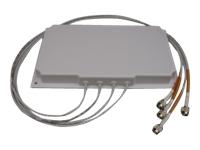 Cisco AIR-ANT2566P4W-R= network antenna 6 dBi Directional antenna RP-TNC